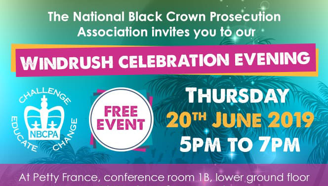 "NBCPA""s Windrush celebration event"