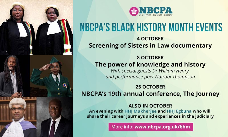 NBCPA Black History Month 2019