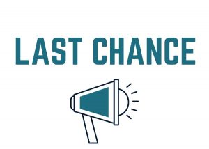 LAST CHANCE to register for the 2019 NBCPA conference