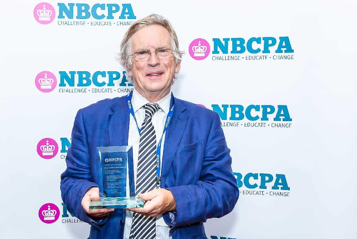 Former CPS DPP Sir David Calvert-Smith receives first ever NBCPA Sylvia Denman Award