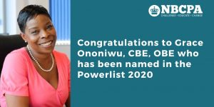 Grace Ononiwu, CBE, OBE, Chief Crown Prosecutor (CCP) for CPS West Midlands, has been recognised in the Powerlist 2020.