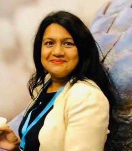 Parveen Hassan, NBCPA member has been appointed an MBE
