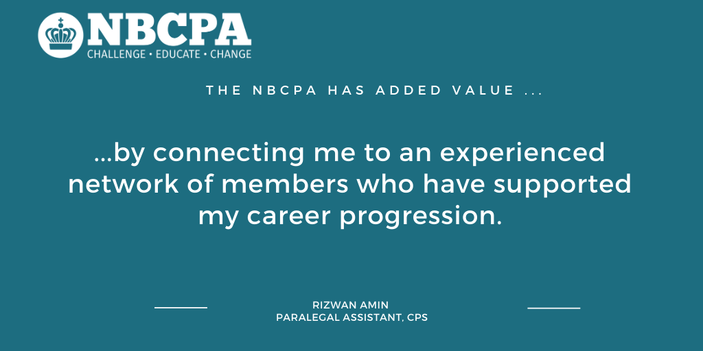 National Day for Staff Networks 2020 | NBCPA members share how NBCPA has added value