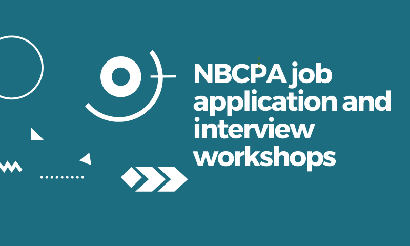 NBCPA job application and interview workshops