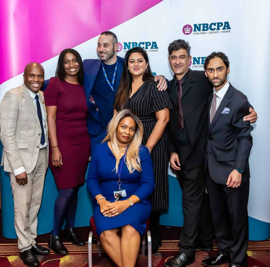 NBCPA Executive Committee 2019/20