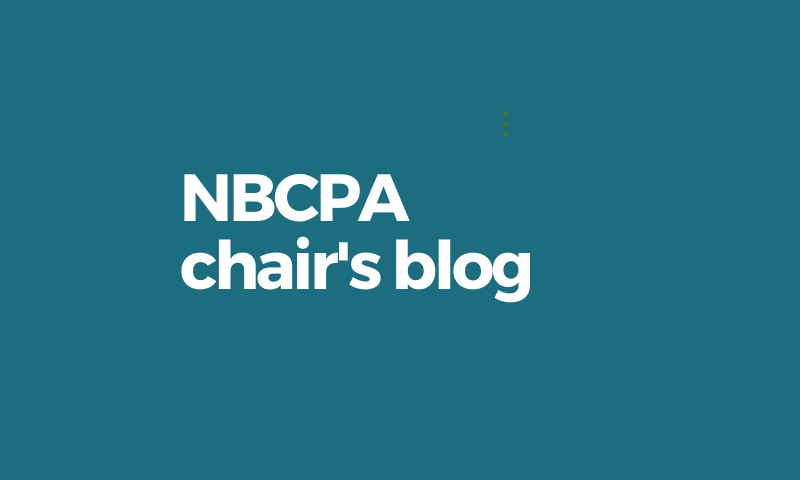 NBCPA chair's blog - the blog of NBCPA chair Grace Moronfolu.