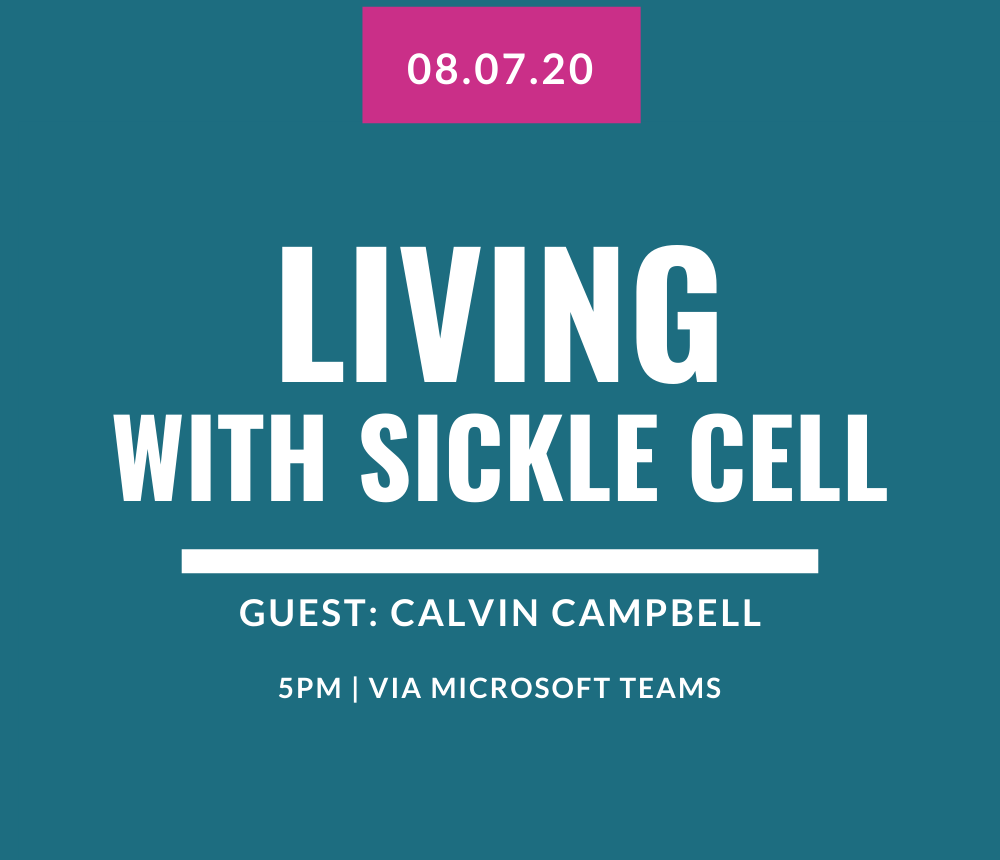 NBCPA event: living with sickle cell
