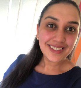 Legal trainee Gurjot Kaur