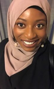 Hauwa Shehu, District Crown Prosecutor and Chair of CPS Muslim Network