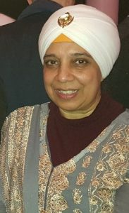 Inderpal Kaur-Singh, Deputy Events Officer, NBCPA